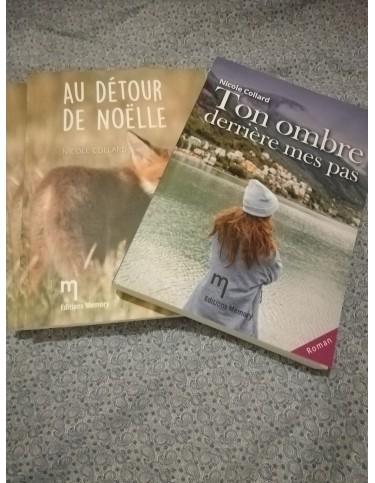 Deux livres de Nicole Collard
